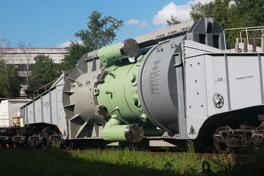 «Атомэнергомаш» завершил изготовление второй реакторной установки РИТМ-200 для самого мощного ледокола в мире «Арктика»