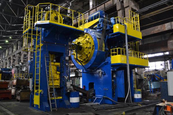 Челябинский кузнечно-прессовый завод начал поставки кузнечных линий «под ключ» на экспорт