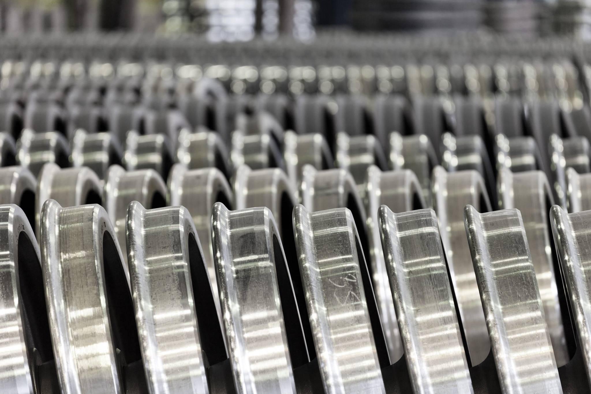 ЕВРАЗ начал поставки колесных пар в Европу