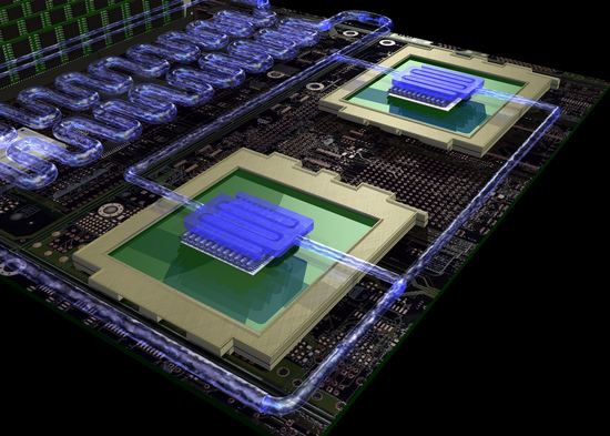 Группа физиков из Научно-исследовательского института ядерной физики МГУ научилась на простом персональном компьютере проводить расчеты сложных уравнений квантовой механики, для которых на Западе используются мощные суперкомпьютеры. При этом персональный компьютер справляется с задачей быстрее.