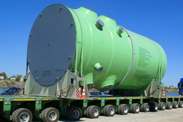«Ижорские заводы» изготовили корпус реактора ВВЭР-1200 для второго энергоблока Ленинградской АЭС-2