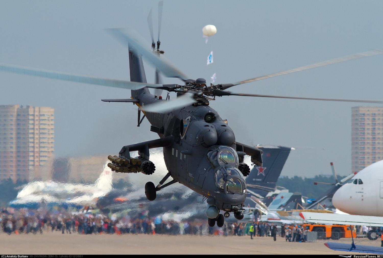 Казахстан закупает боевые вертолеты Ми-35М