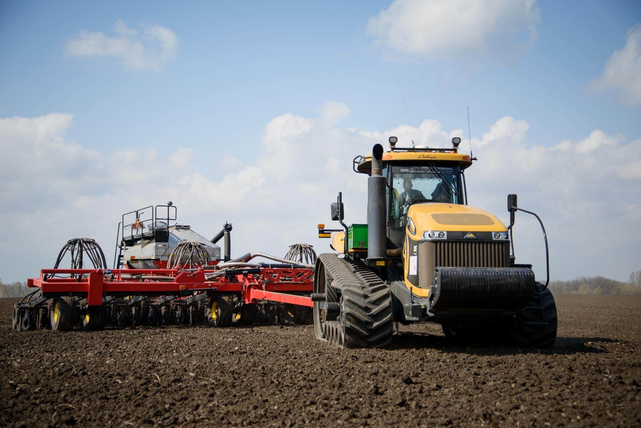 За год «Мираторг» увеличил площадь обрабатываемых земель на 47 процентов
