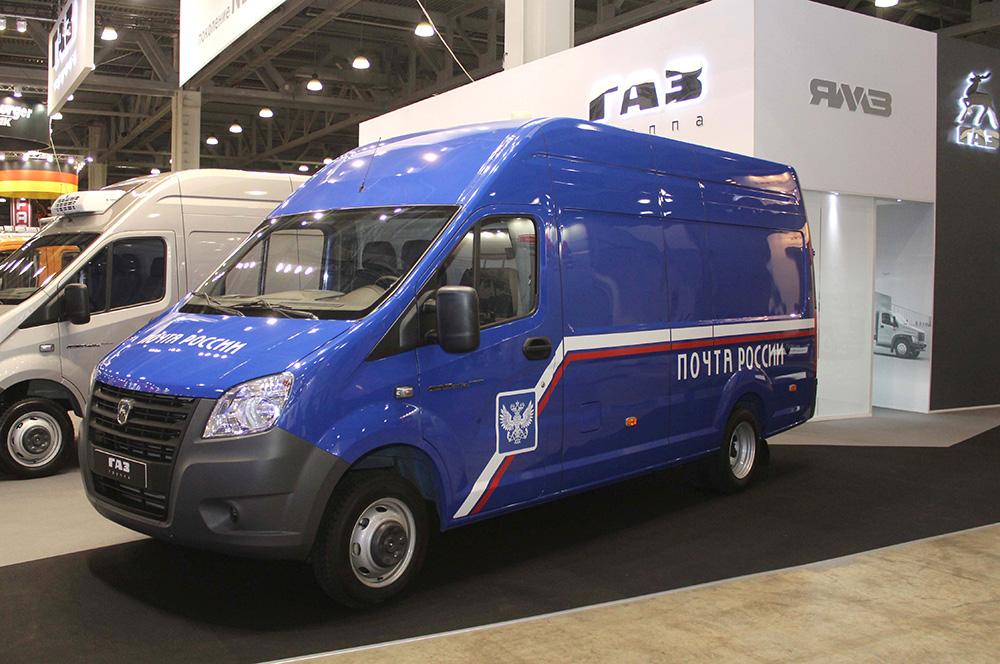 На базе нового фургона «ГАЗель NEXT» представили новые модели коммерческой спецтехники.5