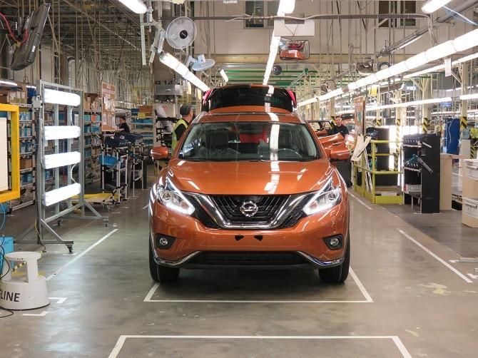 Nissan отметил 10 лет с момента основания собственного производства в России стартом выпуска новой модели