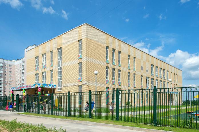 Детский сад на 140 мест открылся в Подольске