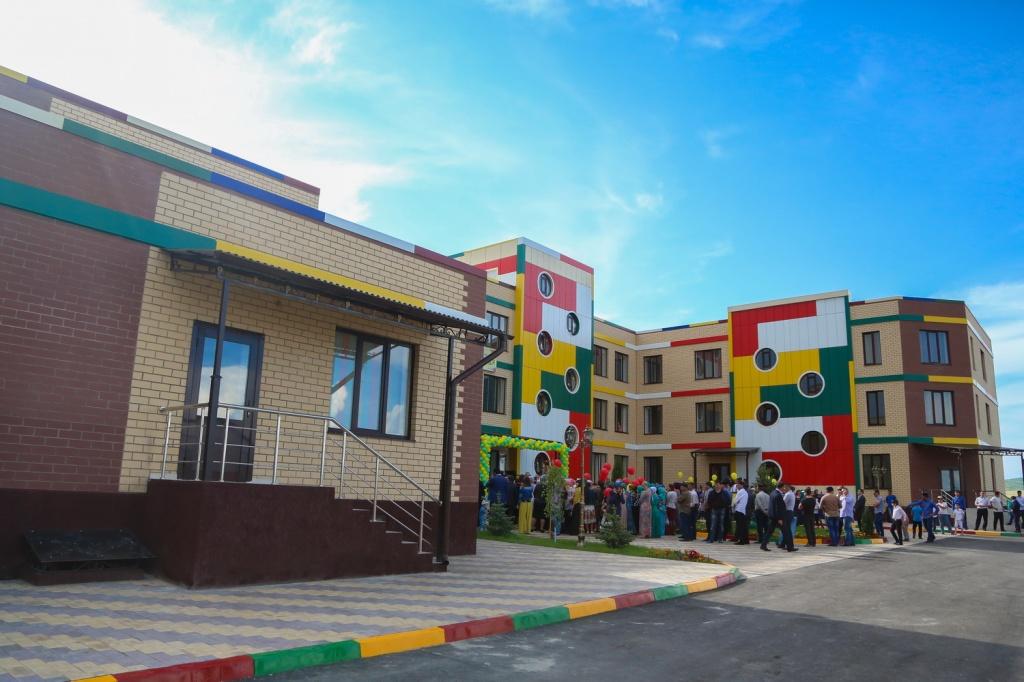 В Ингушетии отрылся новый детский сад на 220 мест