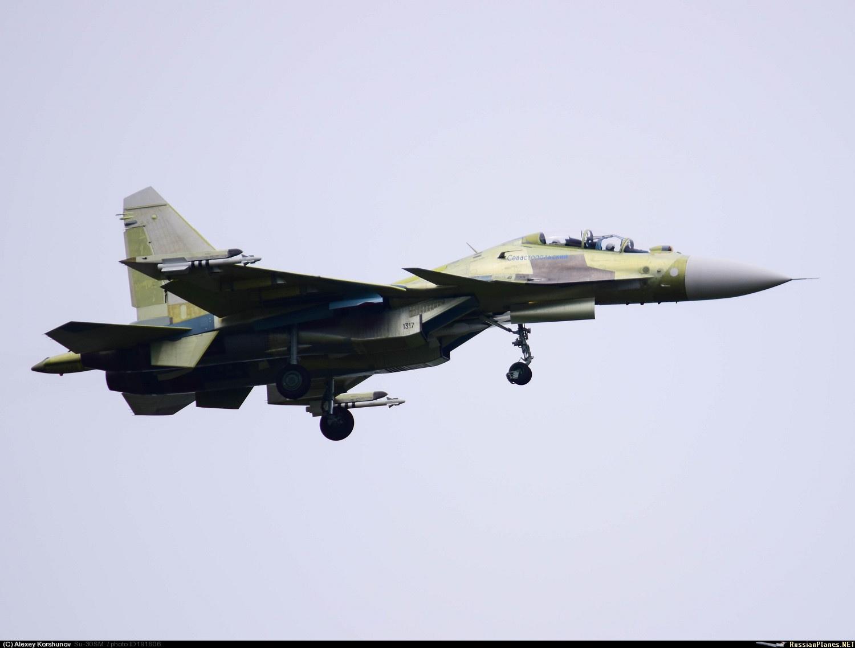 Первый именной Су-30СМ взлетел с аэродрома Иркутского авиационного завода
