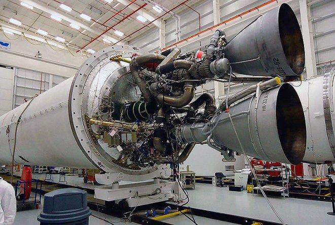 Три российских двигателя РД-181поставили для американских ракет Antares