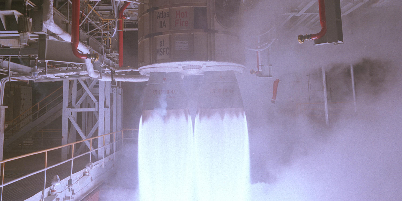 Российские ракетные двигатели РД-181 для американской ракеты Antares успешно прошли огневые испытания