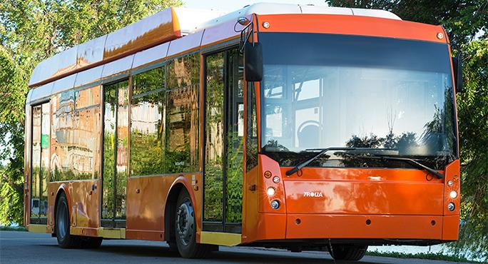 Российская троллейбусы начнут производиться в Аргентине