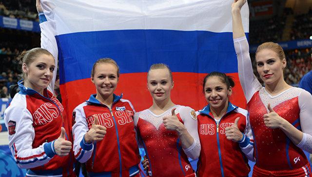 Сборная команда России стала лучшей на чемпионате Европы по спортивной гимнастике