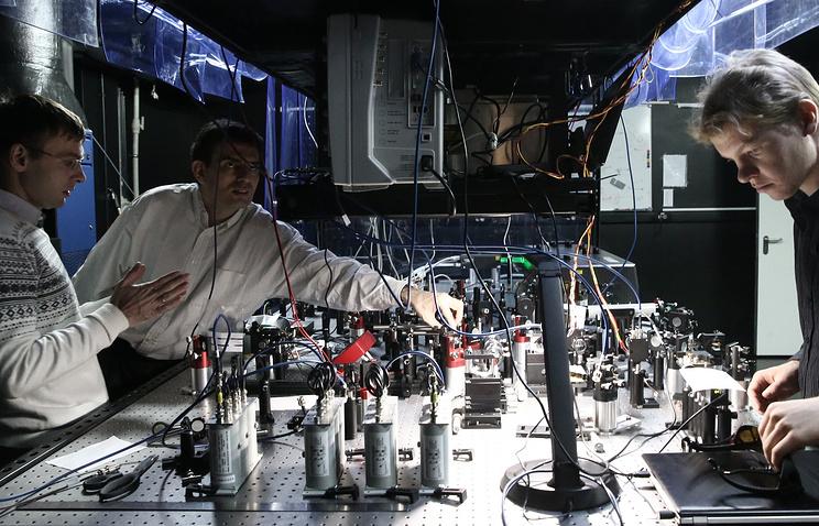 Российский квантовый центр запустил первую в России линию квантовой связи по оптоволокну