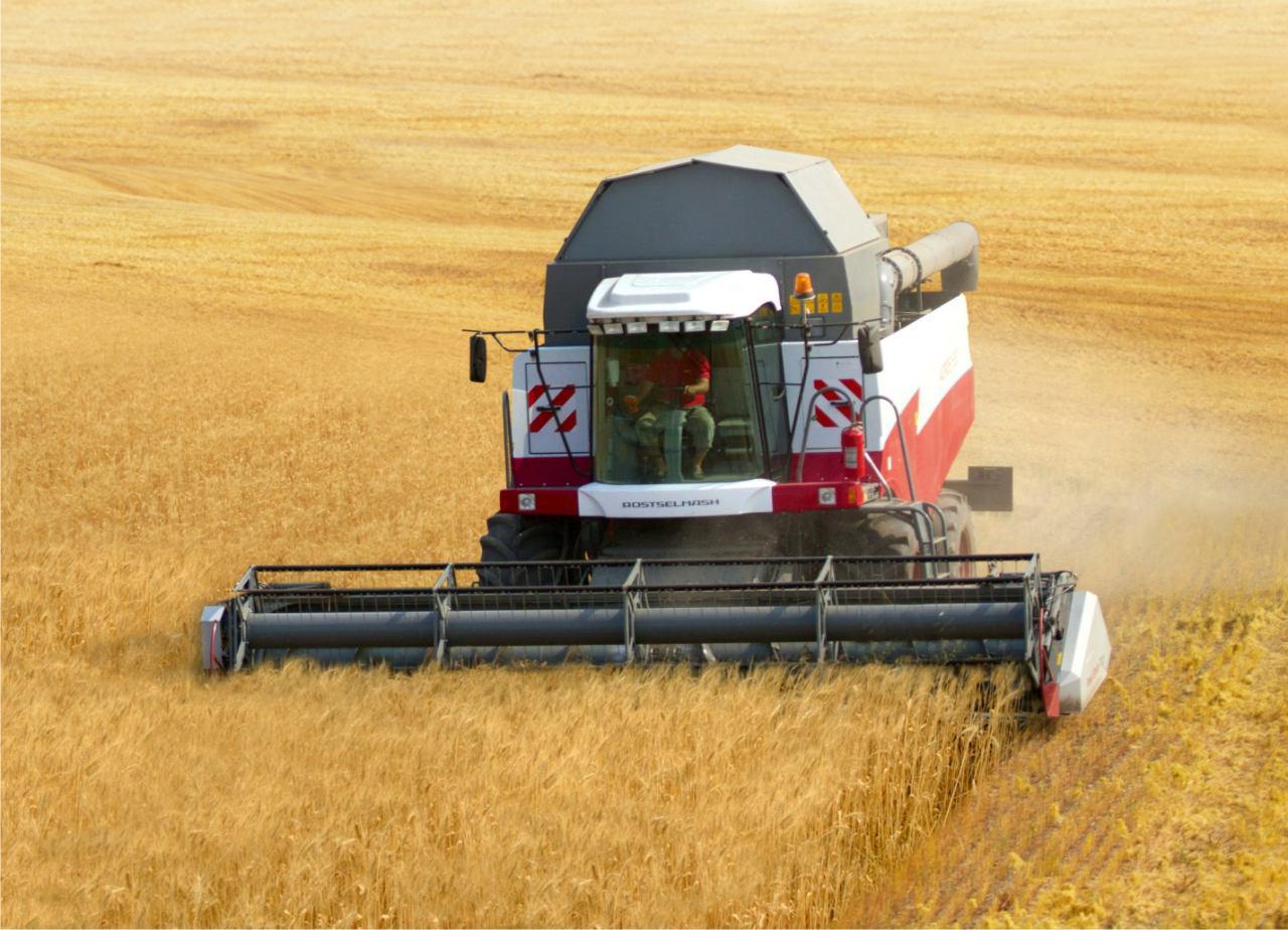 За прошедший год производство отечественной сельскохозяйственной техники увеличилось в 2 раза