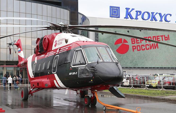 Стартовало серийное производство новых отечественных двигателей ТВ7-117В для вертолетов Ми-38