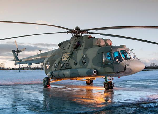 «Технодинамика» поставила вертолетный испытательный стенд в ОАЭ