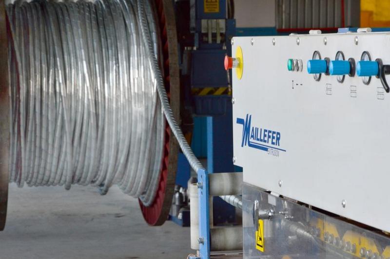 """""""Уралкабель"""" запустил новую линию по производству кабелей для высоковольтной энергетики"""