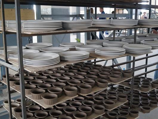 В Белгородской области запустили производство небьющейся посуды