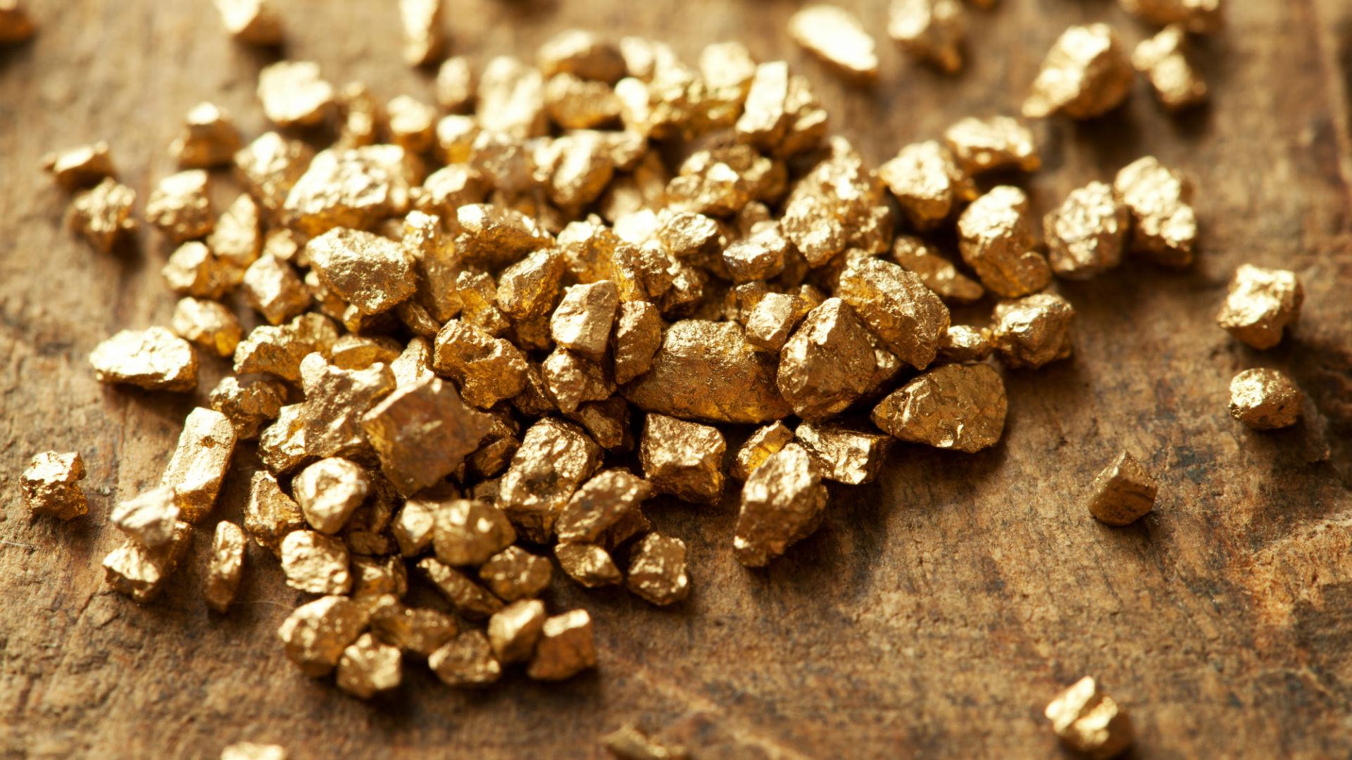 Новое месторождение золота, платины и серебра нашли в Карелии