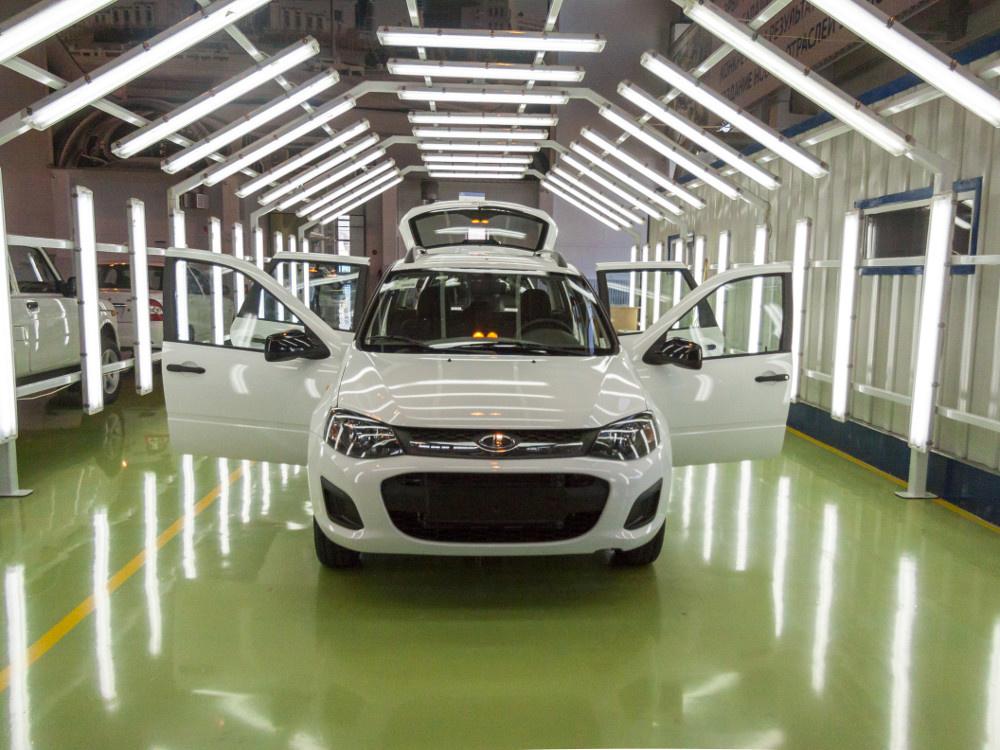 В Казахстане началась сборка трех новых моделей LADA