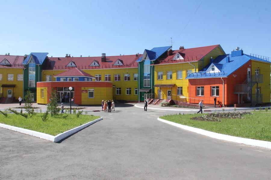 В Орле открыт новый детский сад на 320 мест
