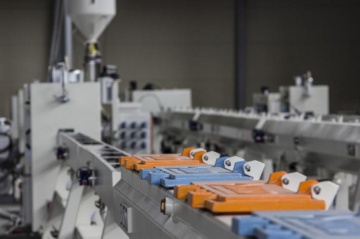 В Подмосковной Лобне открыли завода по производству полипропиленовых труб и фитингов