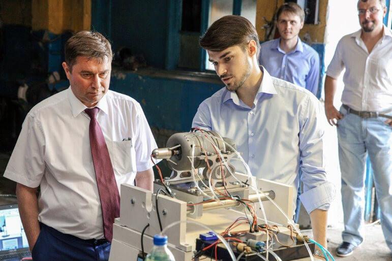 В России испытан первый газотурбинный двигатель сделанный на 3D-принтере