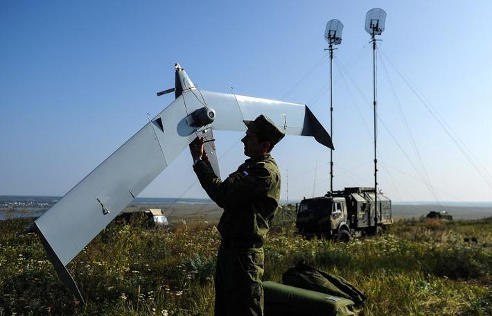 В Самарской области наладят производство разведывательных беспилотников