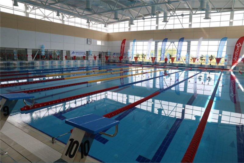 В Красносельском районе Санкт-Петербурга открыт новый спортивный комплекс с плавательным бассейном.