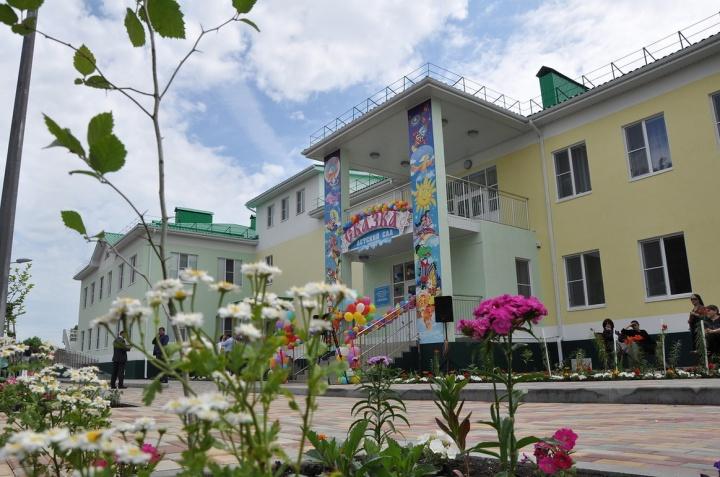 В Черкесске открылся самый большой детский сад Карачаево-Черкесии