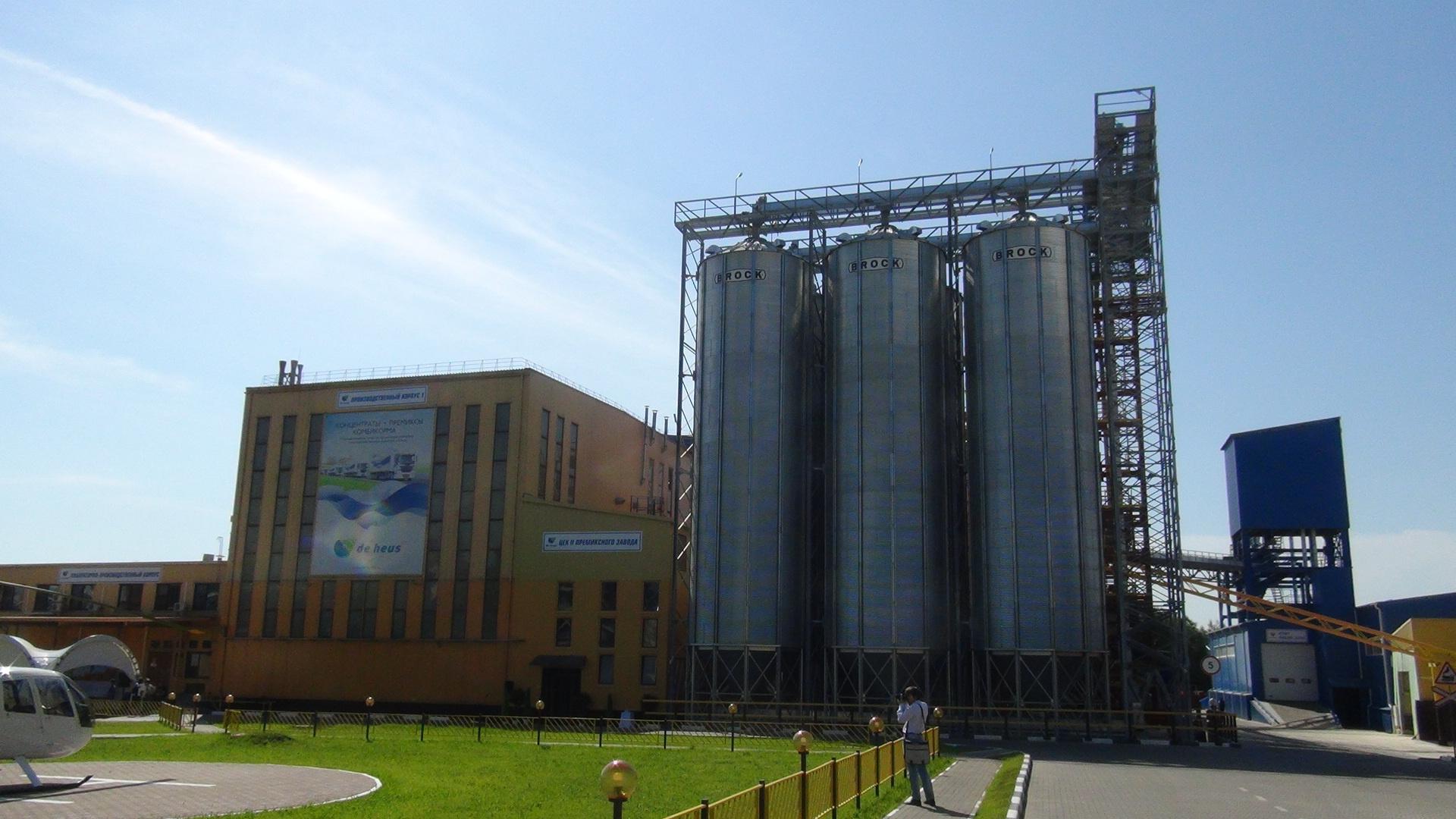 Во Владимирской области российско-голландская компания открыла второй завод по выпуску кормовых добавок для сельхозживотных