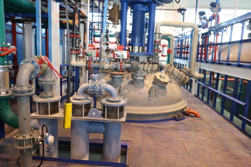 Завод по производству минеральных солей открыли в Чувашии