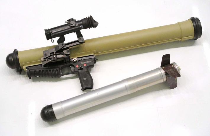 Самый маленький по размеру гранатомет в мире «Бур» - принят на вооружение подразделениями антитеррора