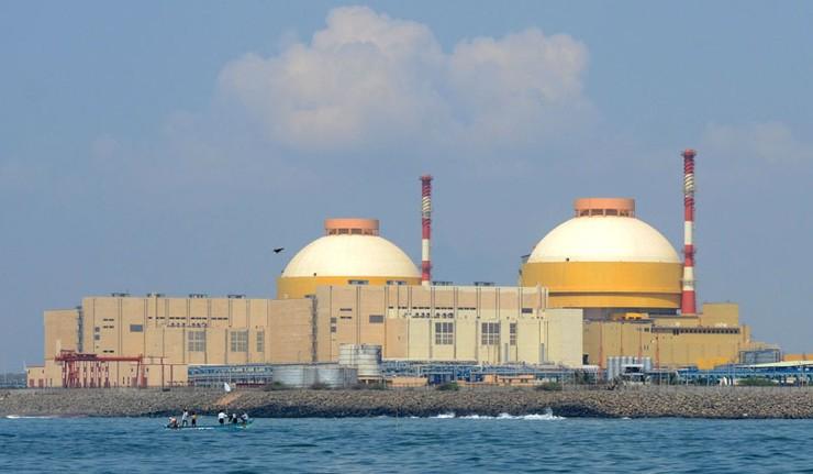 Ижорские заводы изготовят оборудование для четвертого энергоблока индийской АЭС Куданкулам