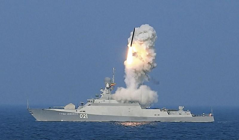 47 ракет «Калибр» и 72 зенитные управляемые ракет получили ВМФ России в 2016