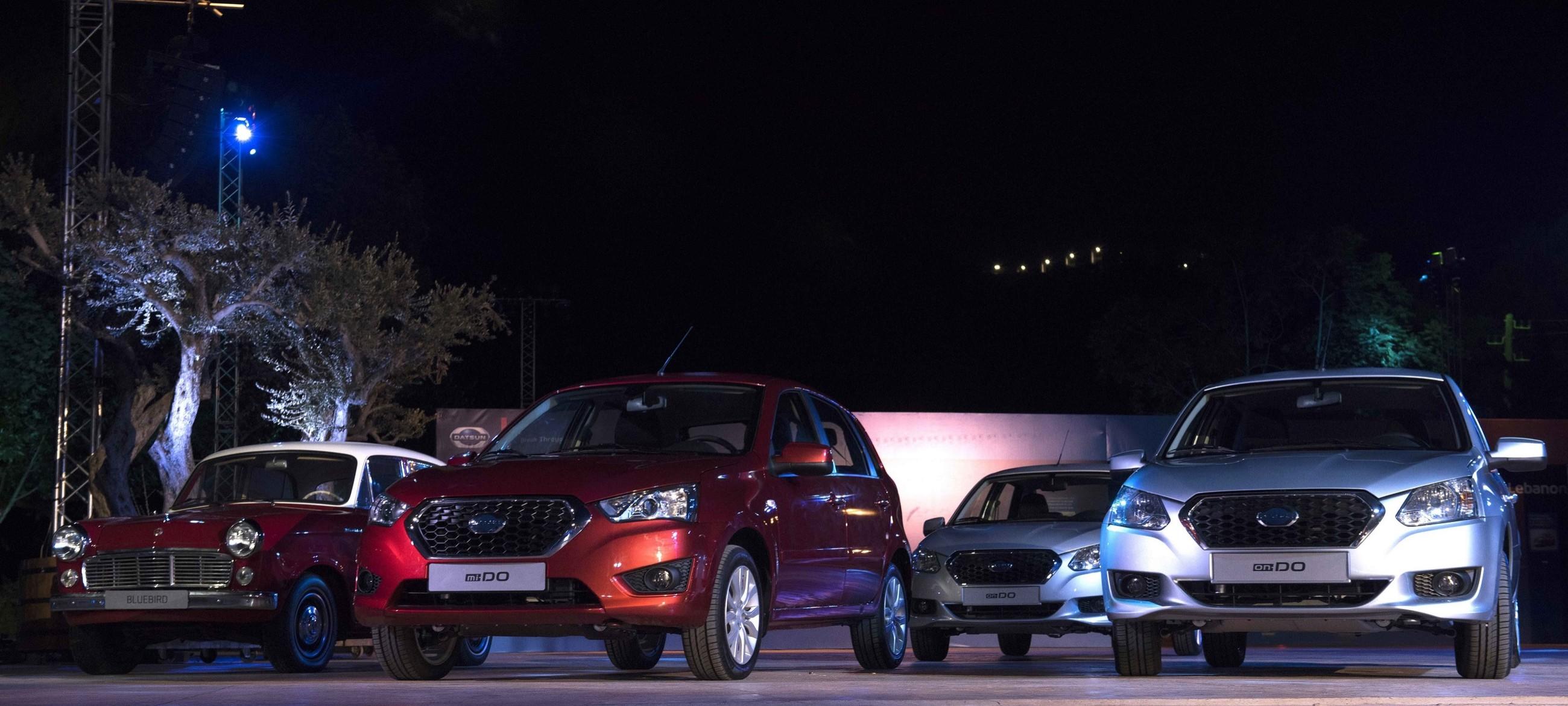 Datsun выпущенные в Тольятти начали продавать в Ливане