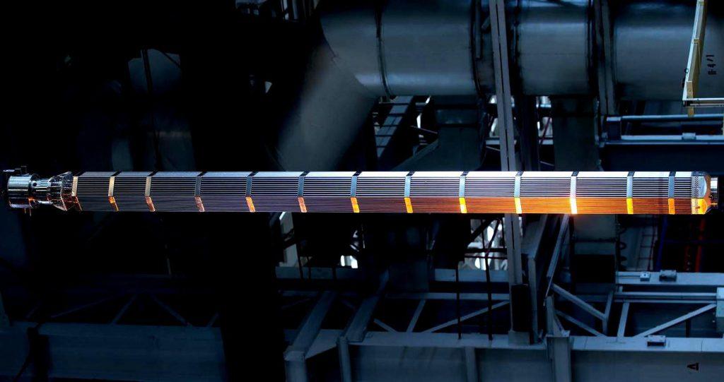 Для Белоярской АЭС выпустили экспериментальные тепловыделяющие сборки