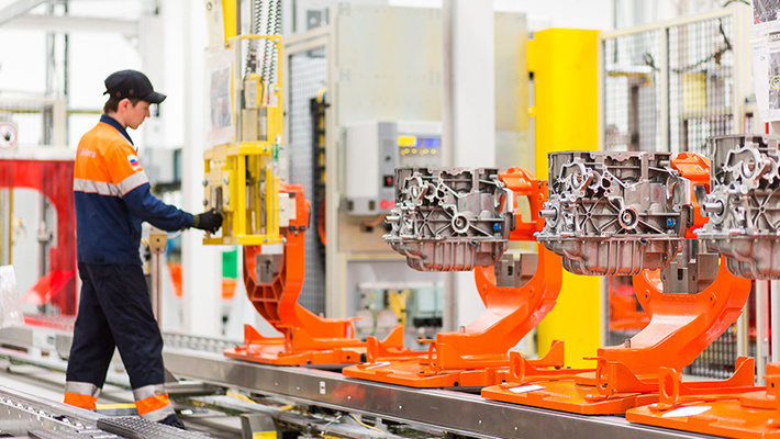 «Группа ГАЗ» начала поставлять автокомпоненты для завода Ford в Татарстане