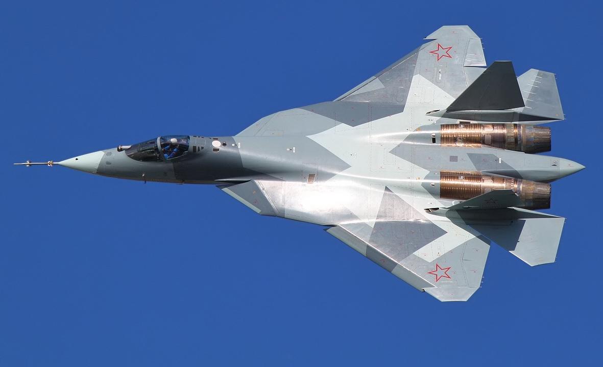 Испытания истребителя пятого поколения ПАК ФА (Т-50) вошли в завершающую стадию
