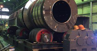Красноярский «Спецтехномаш» поставил крупногабаритное оборудование для АО «Алмазы Анабара»