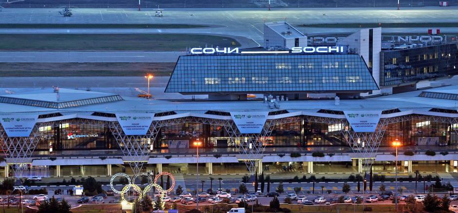 Аэропорт Сочи обслужит более 360 000 пассажиров в дни проведения IX Всемирных хоровых игр
