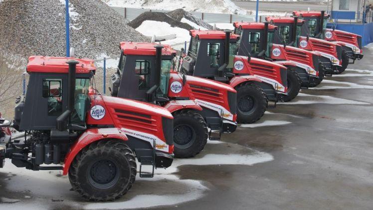 На Алтае выпущено 2705 единиц сельхозтехники с начала этого года