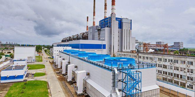 На Новочеркасской ГРЭС ввели в эксплуатацию девятый энергоблок