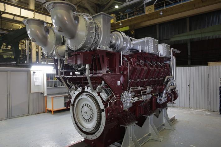 На Уральском моторном заводе запущены сборочный цех по выпуску дизелей нового поколения