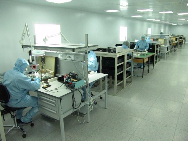 На ульяновском предприятии «Марс» запущено в эксплуатацию новое производство печатных плат