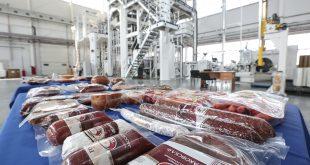 Новое производство барьерной плёнки для пищевых продуктов начато в Ростовской области