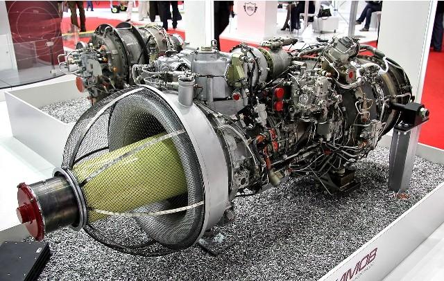Объединенная двигателестроительная корпорация начала серийное производство двигателей ТВ7-117В для нового вертолета Ми-38