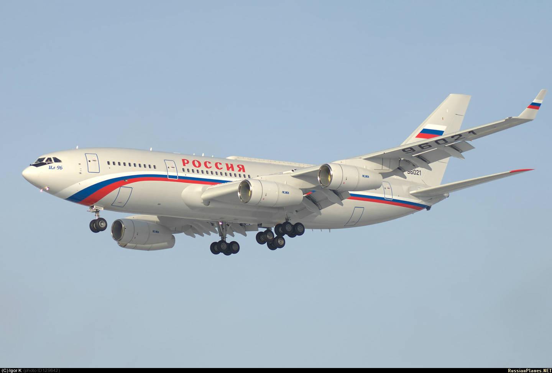 Министерство обороны получит в этом году пункт управления на базе Ил-96