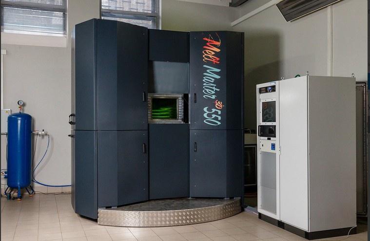 Первый отечественный промышленный 3D-принтер для металлических изделий показан компанией «Росатом»