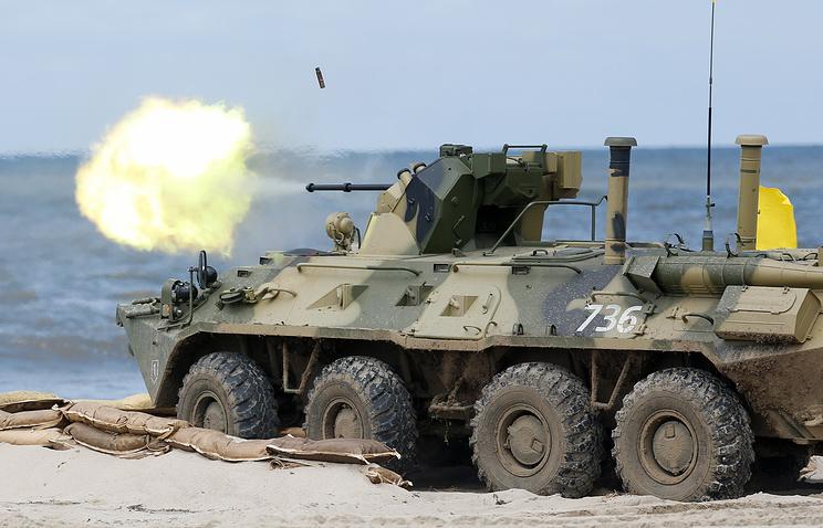 Почти 250 новых танков и бронемашин получило Минобороны России получило во II квартале